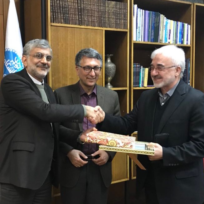 Dr. Alireza Einifar becomes the Deputy of Education of the College of Fine Arts